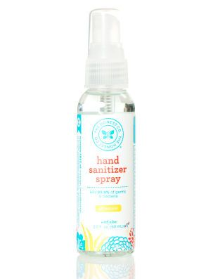 The Honest Company Motherhood Maternity Sanitizer Spray