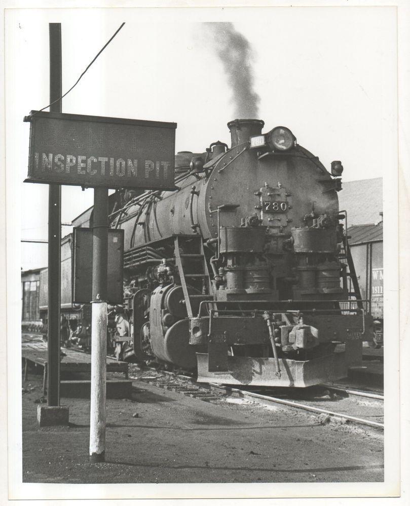 WMRR Western Maryland Railroad Steam Engine 780
