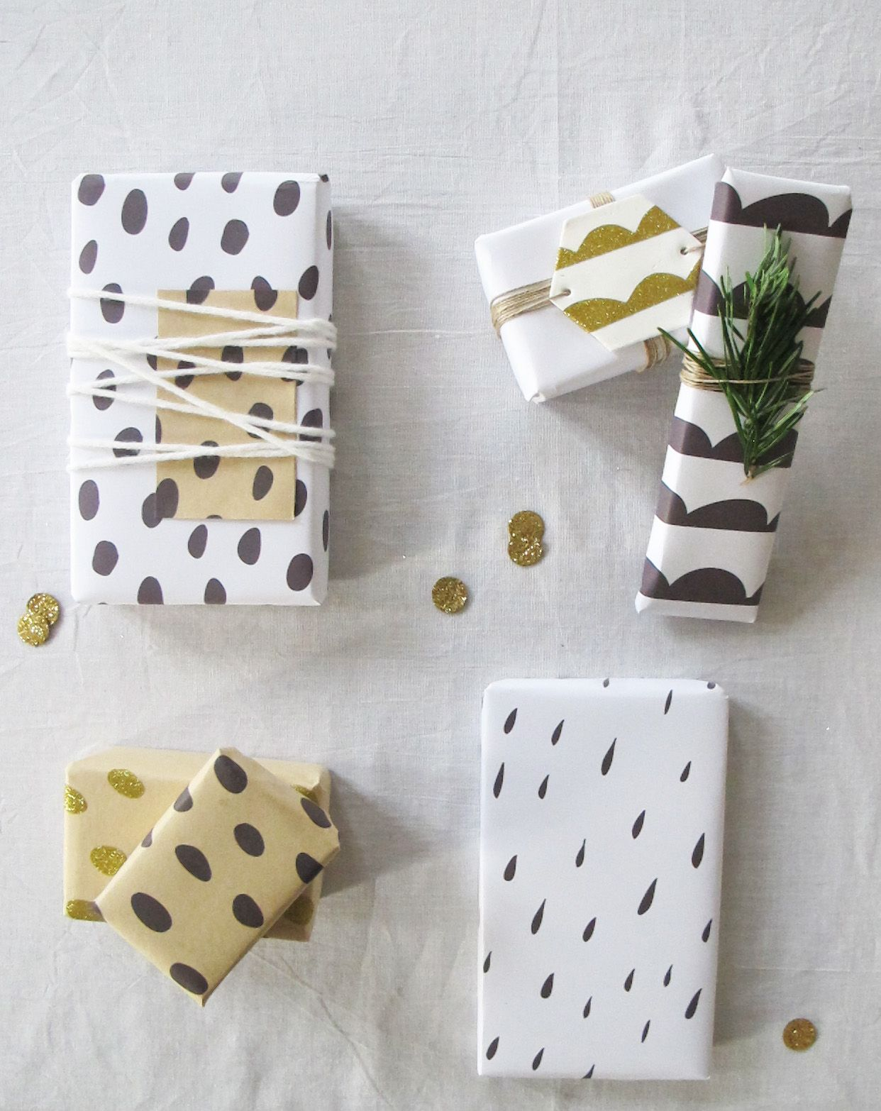 paquet cadeau noel 2015 p a c k a g e s craft. Black Bedroom Furniture Sets. Home Design Ideas