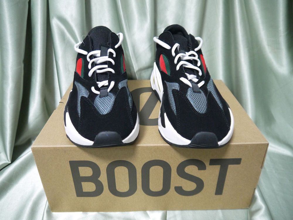 f8a272026dc BRAND-NEW ADIDAS YEEZY WAVE RUNNER 700