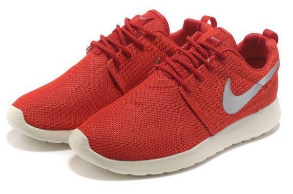 Nike Roshe Run Herren Ausbilder Rot