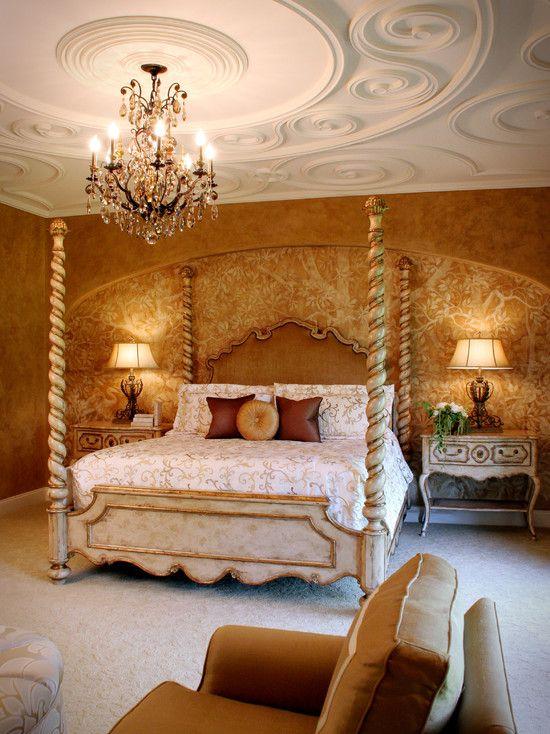 Best Mediterranean Bedroom Design Pictures Remodel Decor And 640 x 480