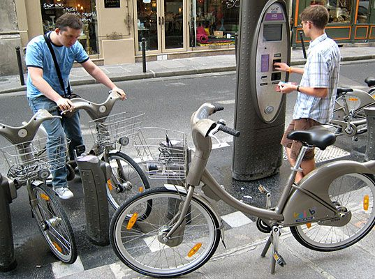 Urban Bike Sharing System Coming To London Urban Bike Bike