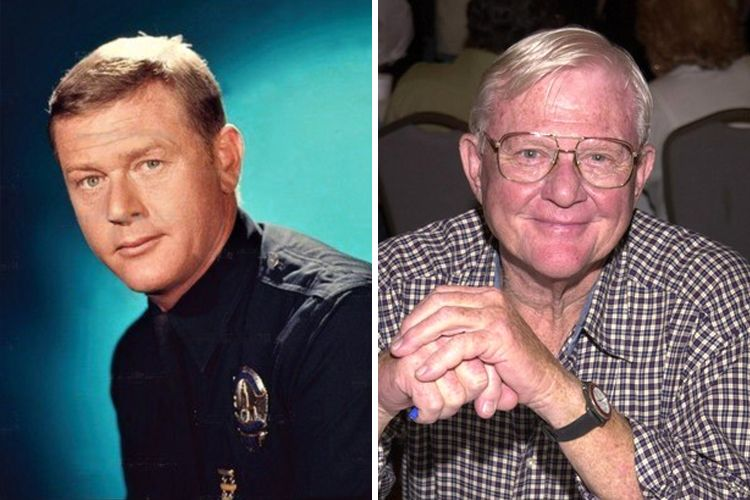 Martin Milner Then & Now! Albany Daily News Martin
