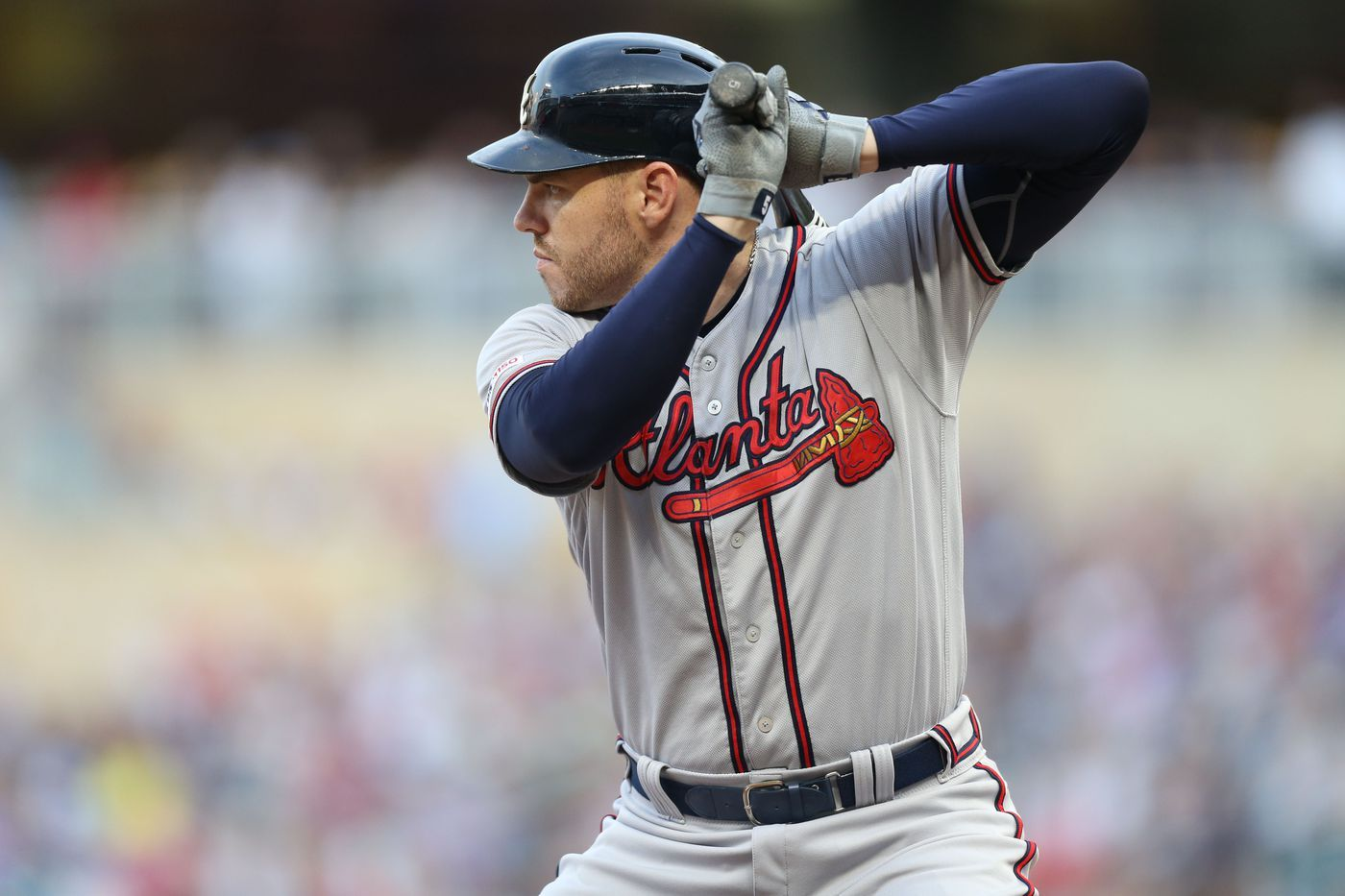 Freddie Freeman Ronald Acuna Jr In The Braves Lineup For Sunday S Series Finale Against Chicago Braves Atlanta Braves Lineup