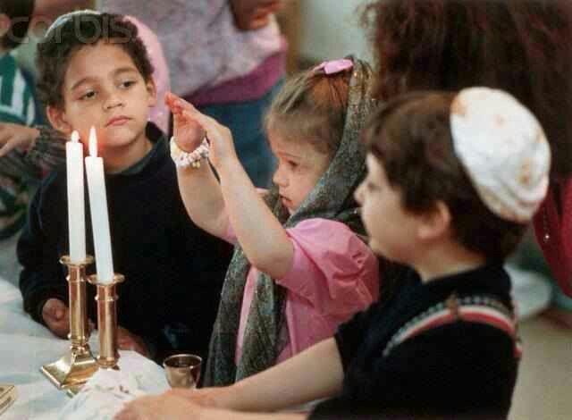 Cute pix... Shabbat Shalom