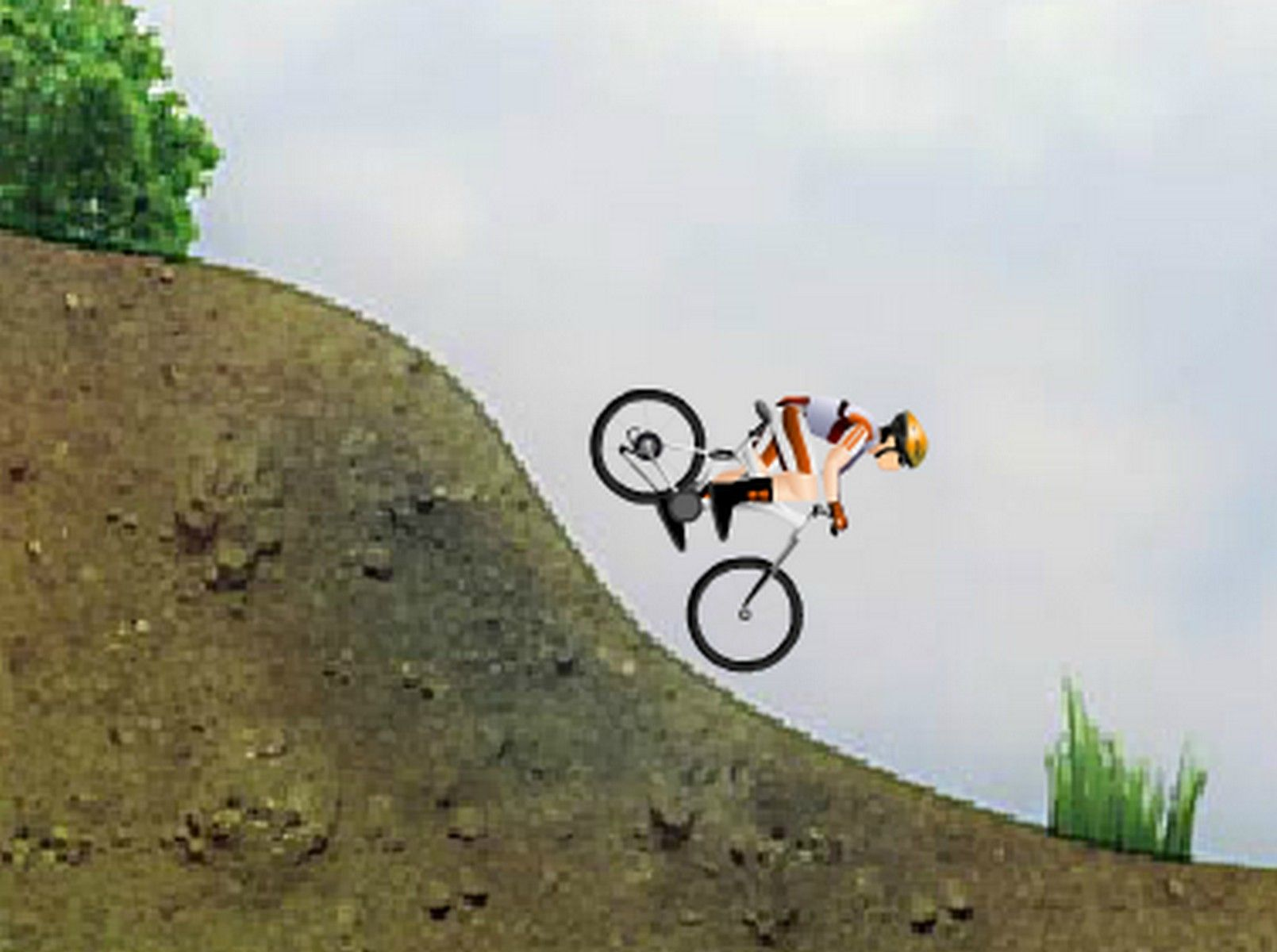 Mountain Bike Games, Downhill mountain biking, Classic games