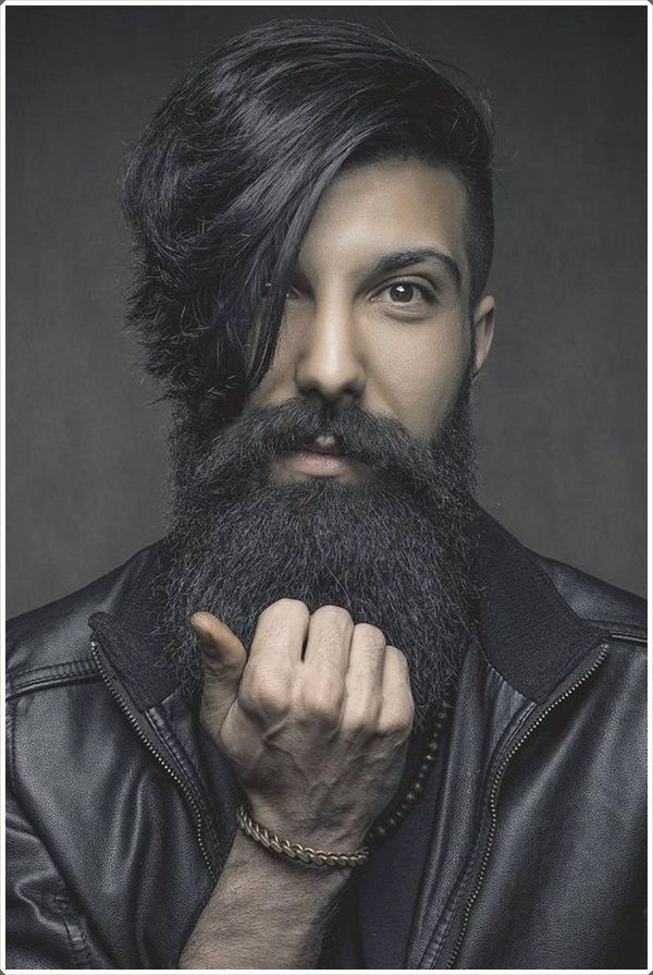100 Must Copying Hairstyles For Men With Beard The Best Hairstyles