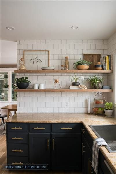 See this kitchen go from outdated to outrageously gorgeous