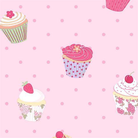 Cupcakes Cm28638 From Cheeky Monkeys Book Cupcakes Wallpaper Wallpaper Border Kids Wallpaper Warehouse