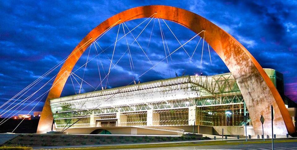 Palacio de Convenciones - Zacatecas