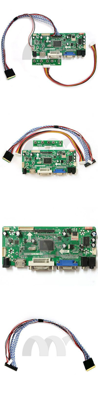 Server Boards 71509: Lcd Controller Board Driver Kit For
