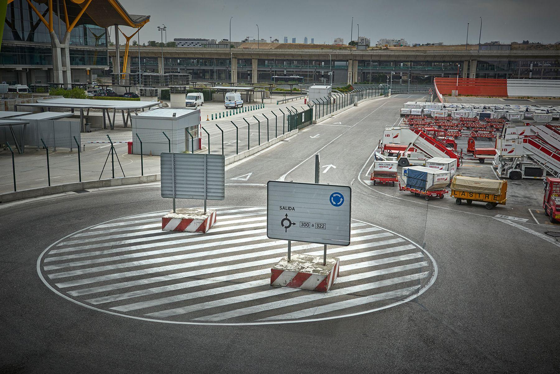 La rotonda de Barajas