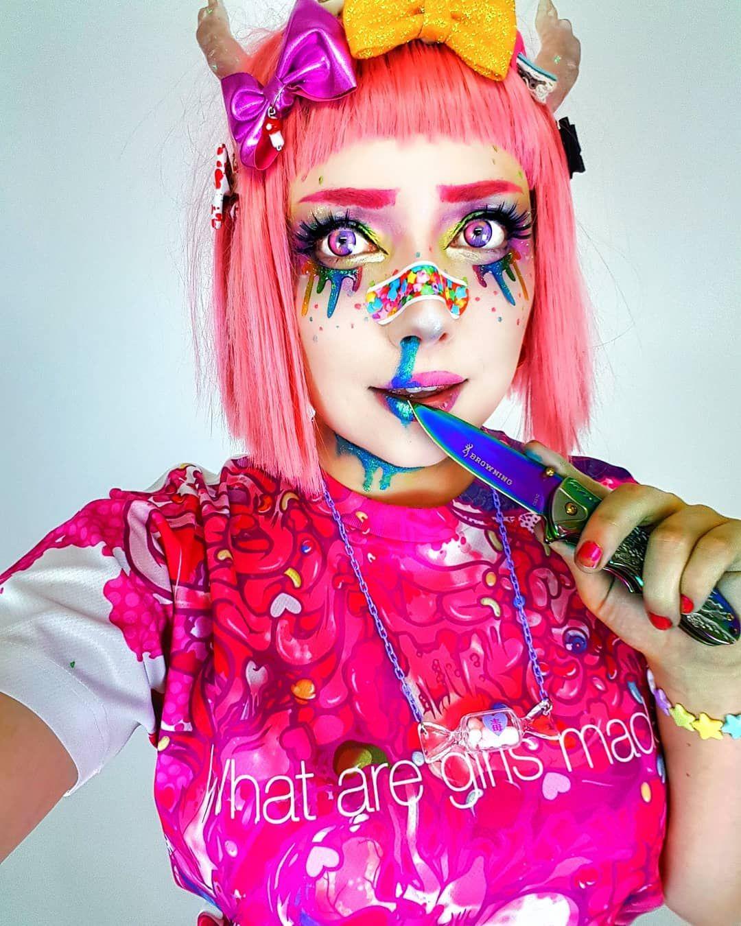Preview Of A Super Fun Shoot With Wulfphotographyart Sugarpill Kawaiifashion Gurokawa Rainbowgore Candygore Decora See more ideas about candy gore, furry art, art inspiration. sugarpill kawaiifashion gurokawa