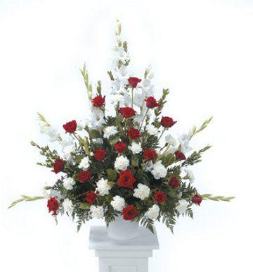 Church flowers for weddings altar flowers alter flower church flowers for weddings altar flowers junglespirit Gallery