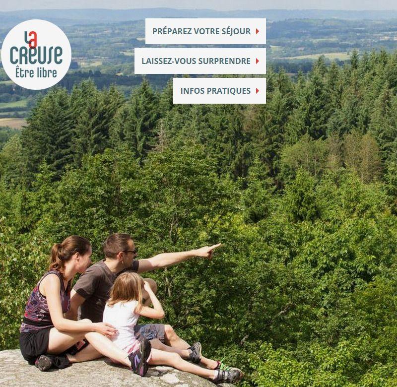 Vacances et Weekend au coeur de la France | Vacances, Tourisme Creuse Limousin http://www.tourisme-creuse.com/