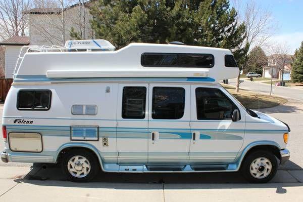 1996 Ford Falcon Camper For Sale In Louisville Colorado