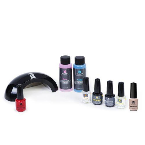 Red Carpet Pro Starter kit completo per manicure in gel con lampada LED - QVC Italia