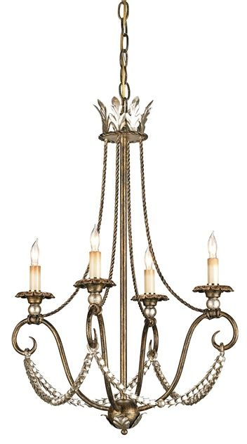 Anise Chandelier Lighting   Currey and Company   Shine Chandliers ...