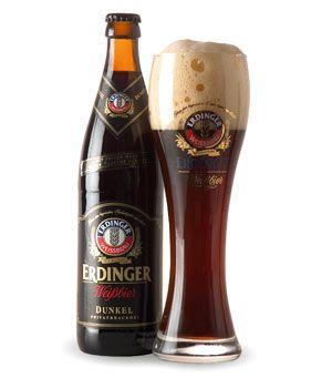 Erdinger Weißbier Dunkel (Weissbier) | Beer