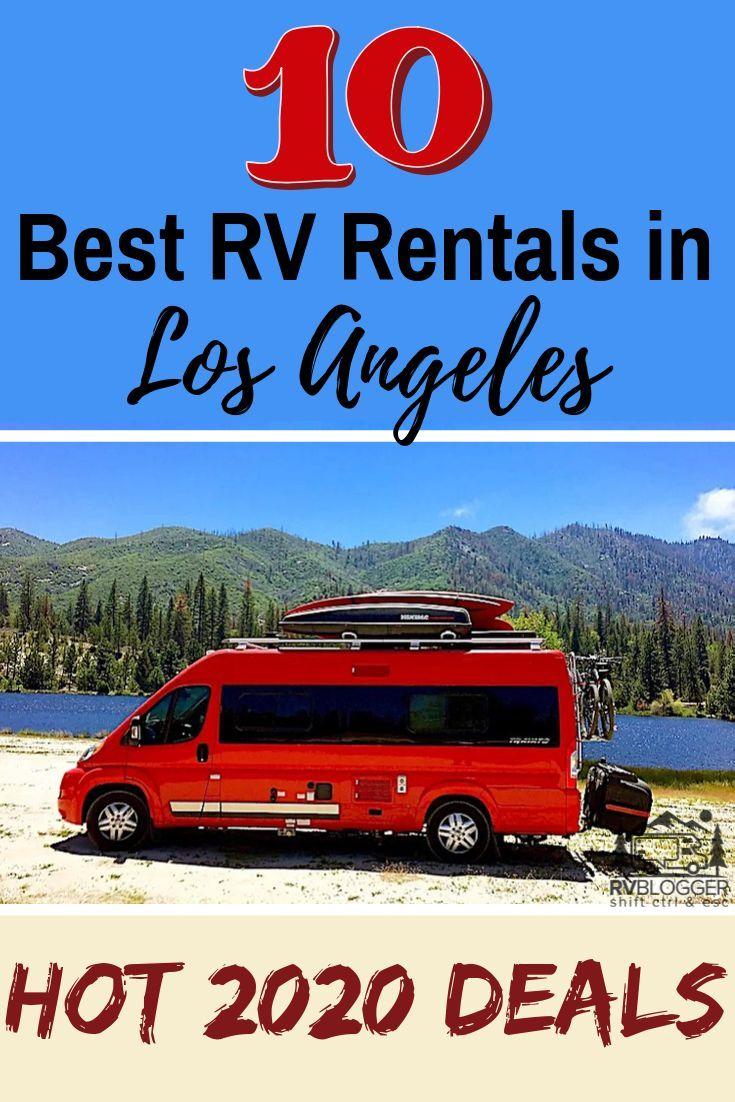 10 Best RV Rentals in Los Angeles Hot 2020 Deals Rv