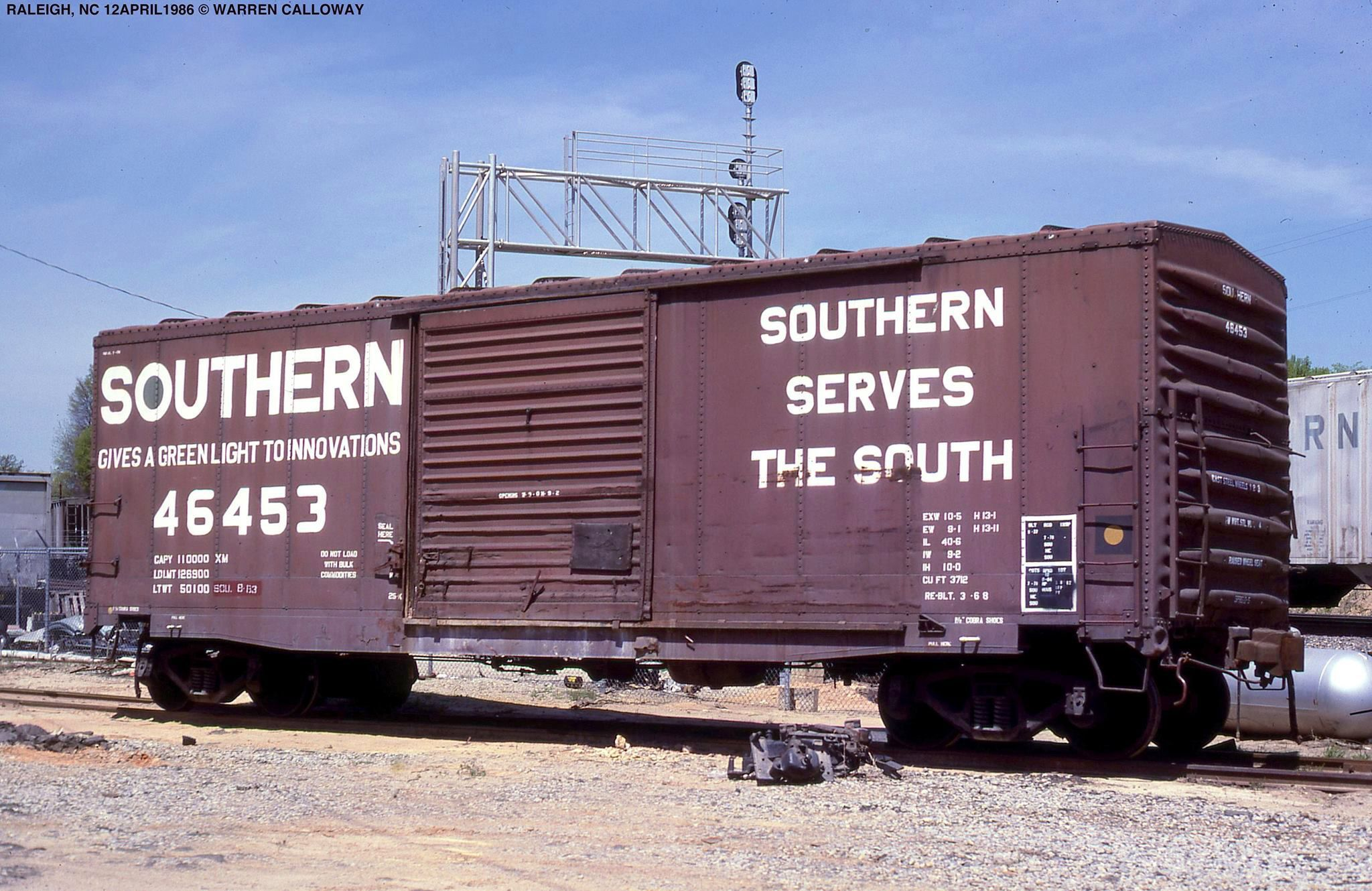 Boxcars have been an important piece of equipment for the