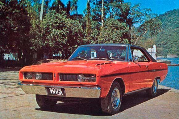Ficha Tecnica Completa Do Dodge Charger R T V8 1976 Dodge