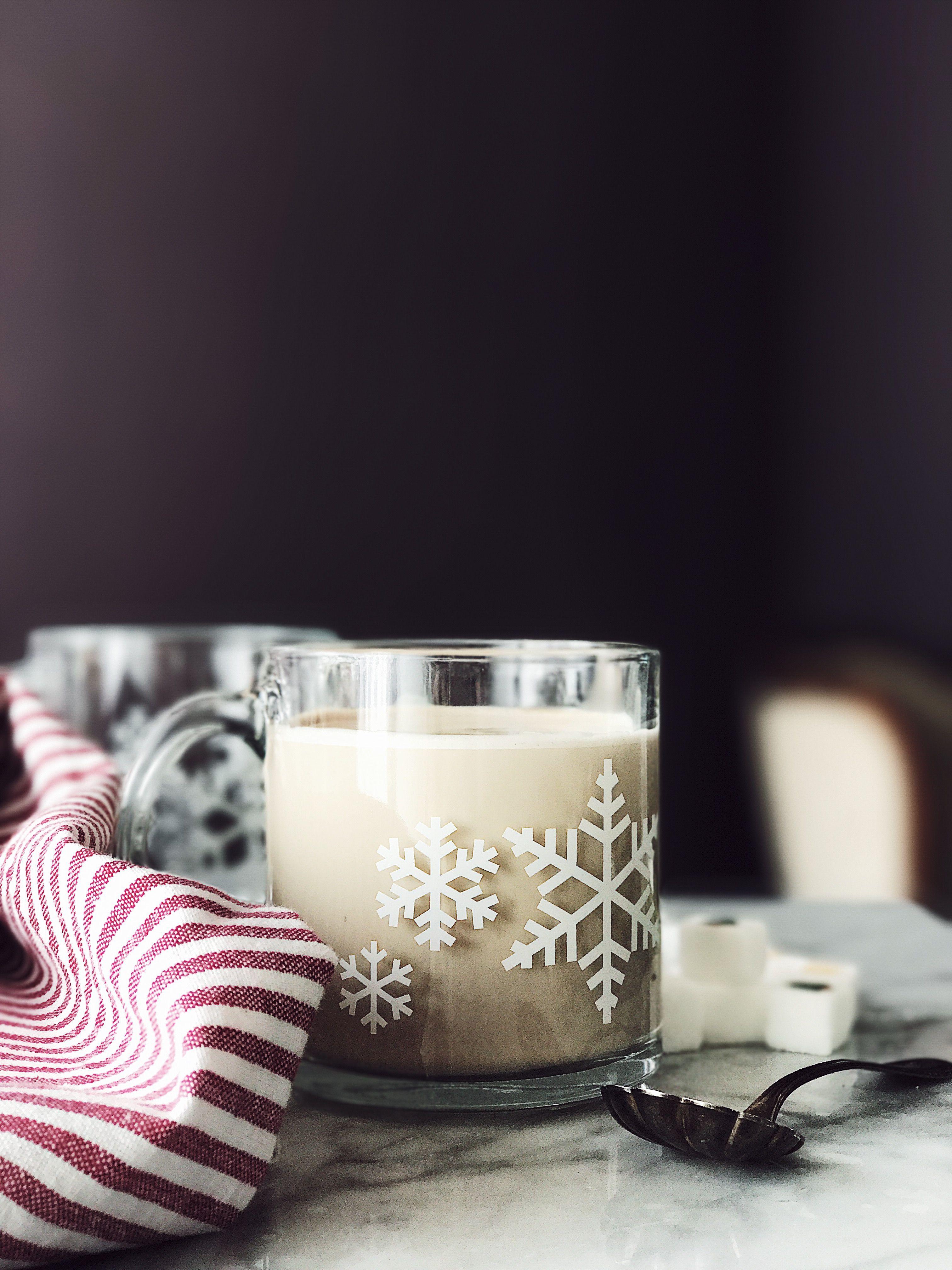 Macchiato recipe & a gingerbread latte macchiato by Gourmet Project
