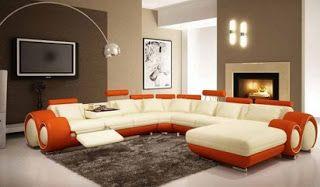 Warna Cat Ruang Tamu Sempit Menurut Feng Shui Dinding