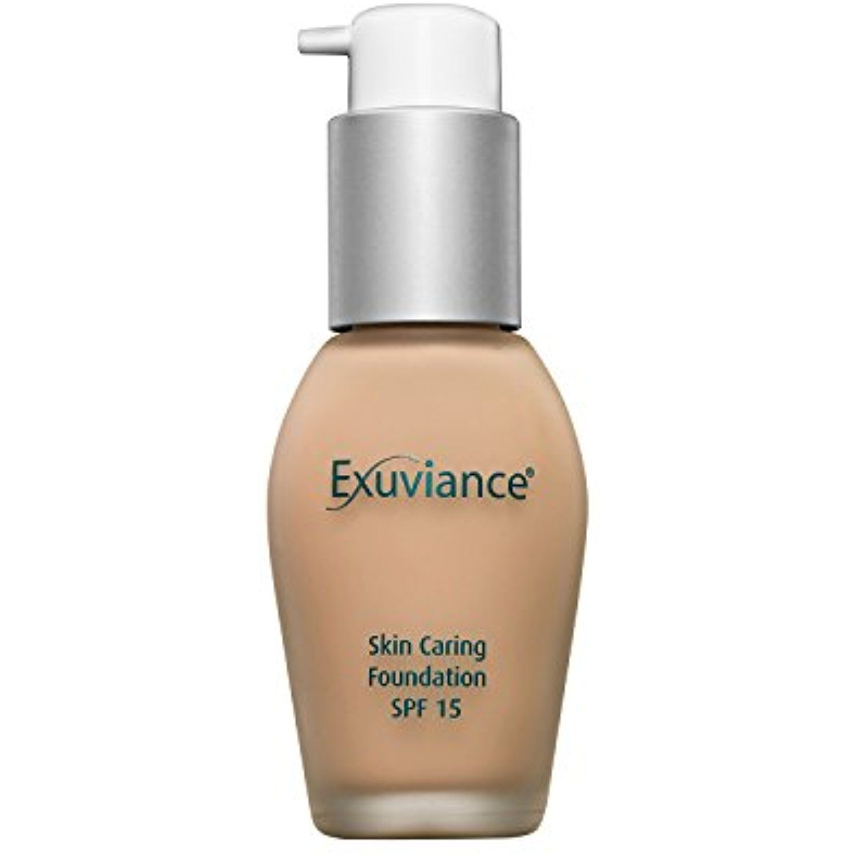 Exuviance Skin Caring Foundation Desert Sand Makeup Exuviance Spf 15 Tanning Cream