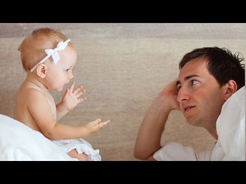 Babies Have Heated Arguments With Their Dads Over Nothing