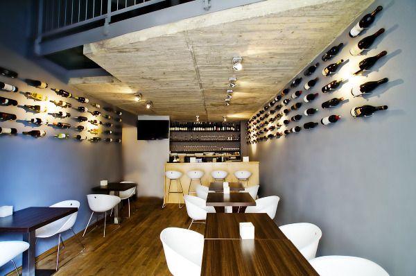 Www.limedeco.gr A Wine Bar With Minimal Style