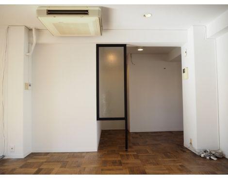 トイレ 入り口 目隠し オフィス の画像検索結果 フローリング