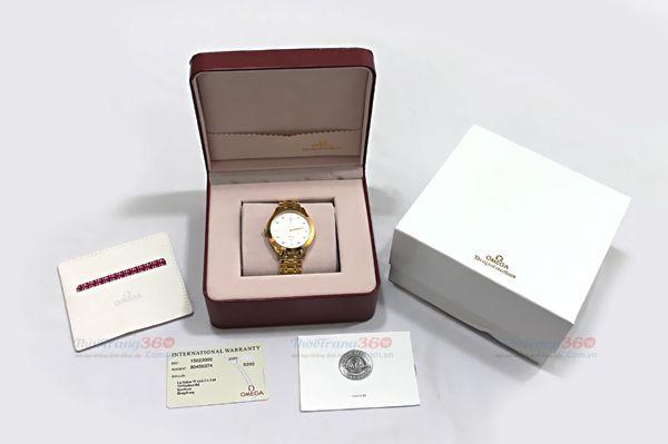 Đồng hồ nam cao cấp Omega OM118B sang trọng, lịch lãm