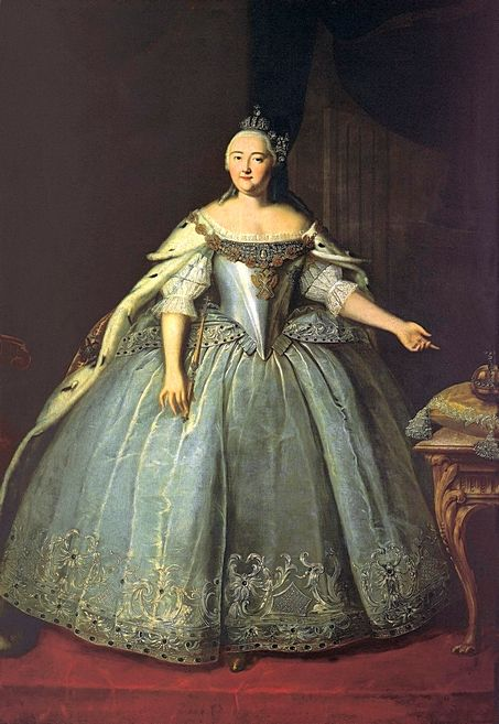 Coming To Power As A Result Of A Palace Coup Elizabeth The