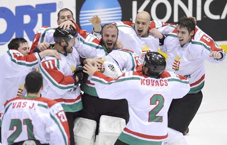 Hungarian National Ice Hockey Team Hockey Teams Ice Hockey Teams Ice Hockey