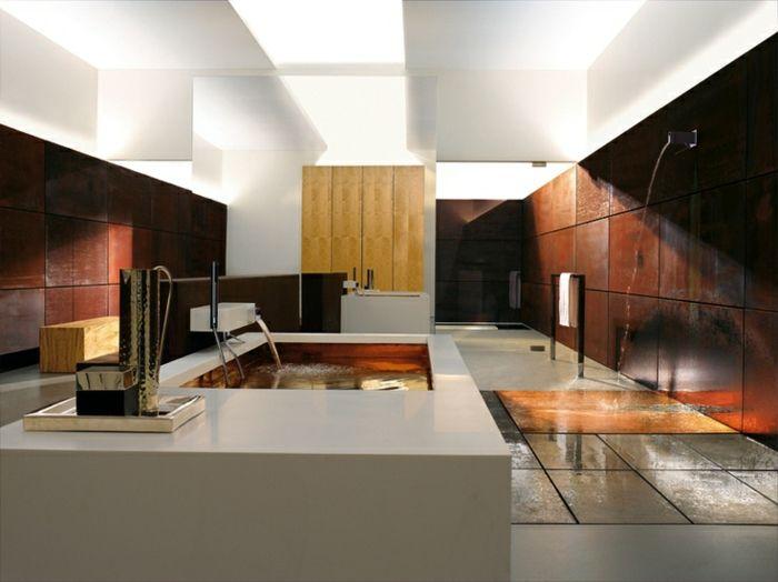 Badezimmer modern gestaltenschöne bäder  einrichtungsideen cooles badezimmer modern | Innendesign ...