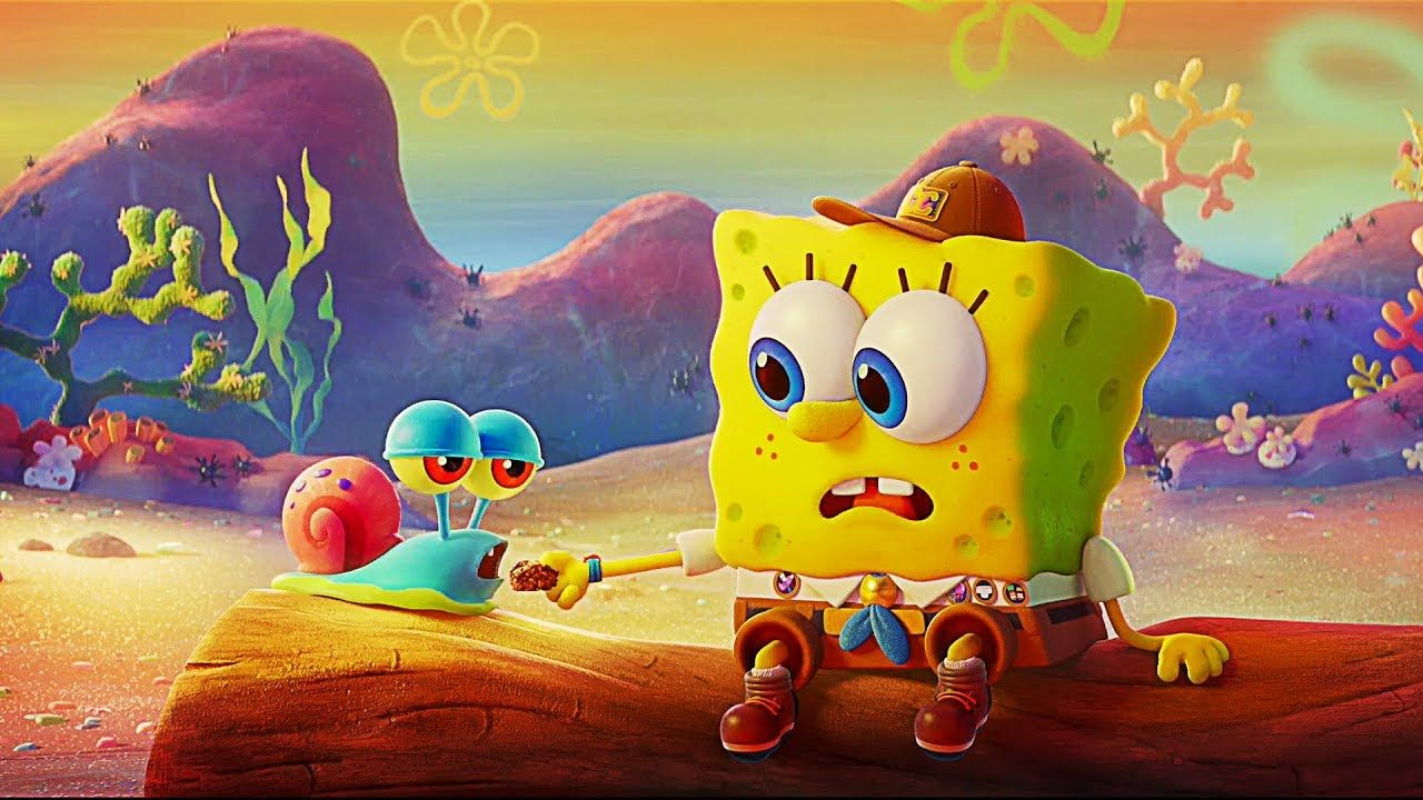 "Trailer Film Terbaru ""The SpongeBob MovieSponge on the"