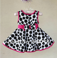 lindo vestido a poá, ideal para festas!
