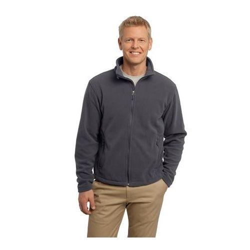 48862111d739 Port Authority Men s Tall Value Fleece Jacket LT Iron Grey  Apparel