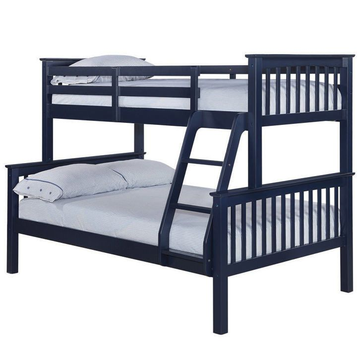 Triple Sleeper Bunk Bed Frame Single Small Double 3ft 4ft