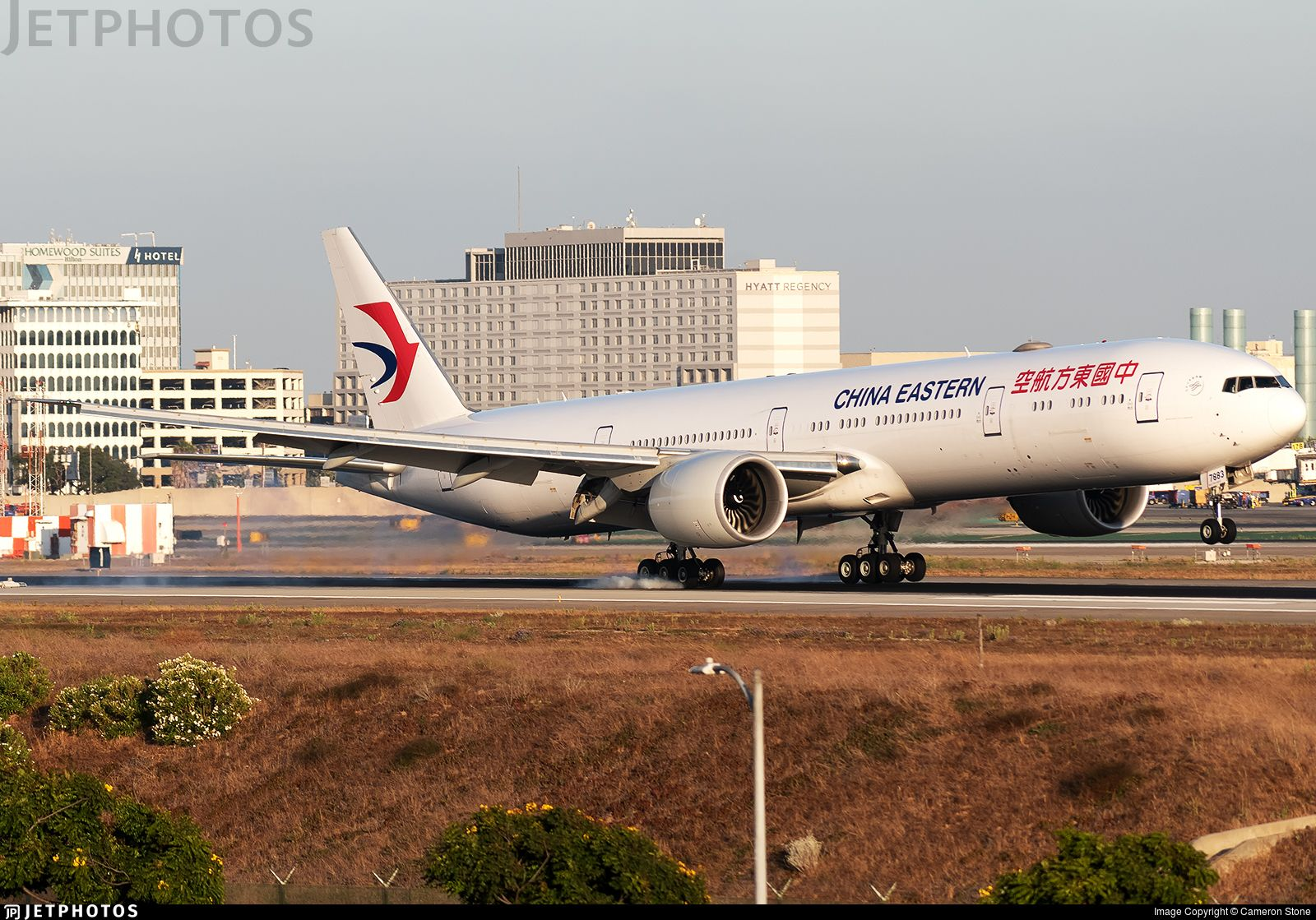 Airline China Eastern Airlines Registration B7883