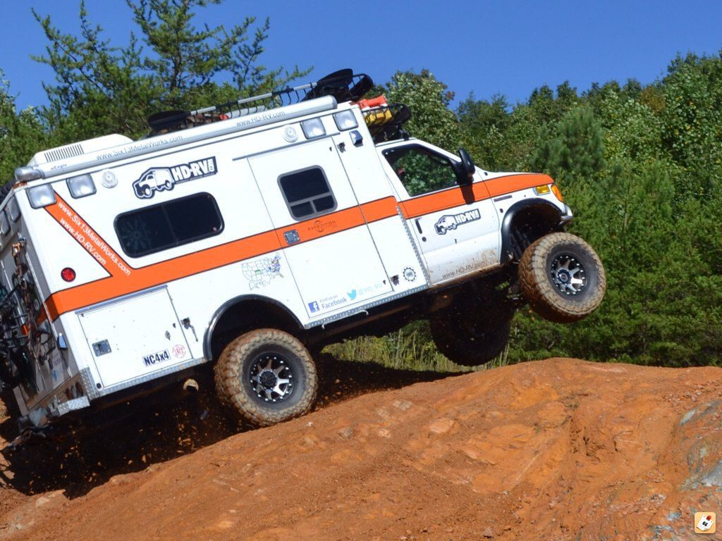 Ambulance conversion and other trucks did it work expedition portal