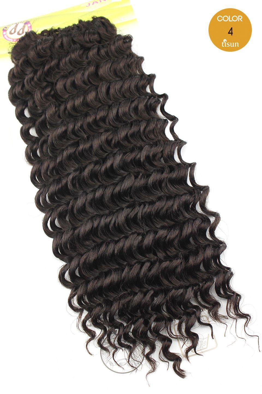 Janet collection mambo open loop brazilian twist braid