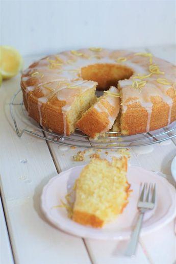 Zitronen Buttermilch Kuchen Rezept Kuchen Kuchen Ohne Backen Und Kuchen Zutaten
