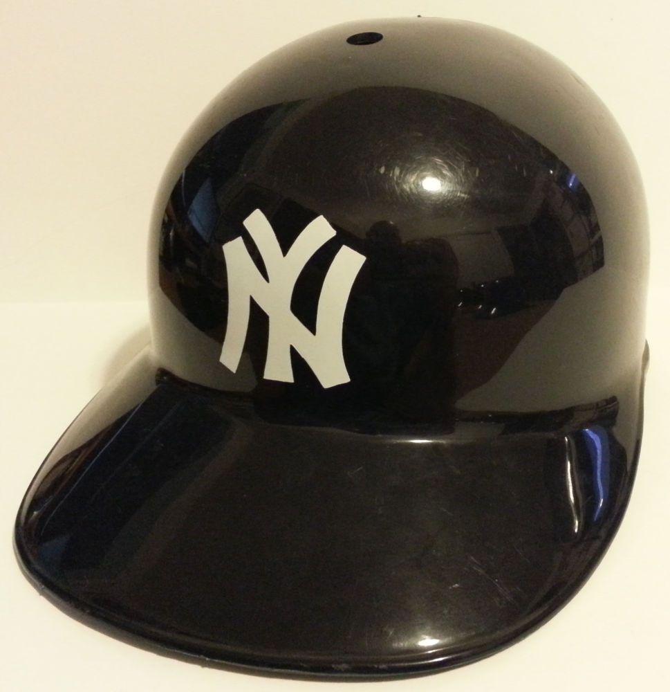 Vintage 1969 Lrich New York Yankees Souvenir Batting Helmet Baseball Cap Hat Batting Helmet New York Yankees Vintage Baseball