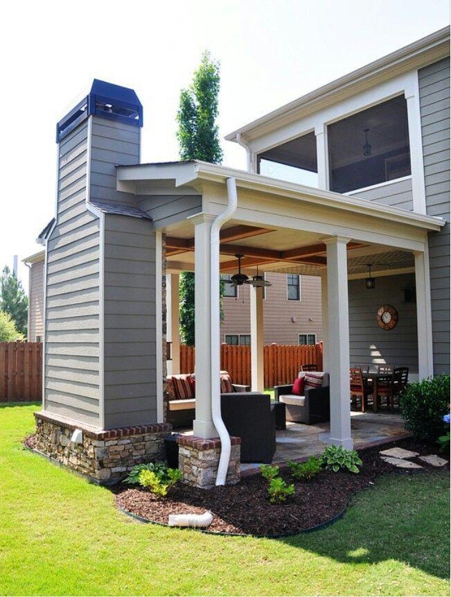 15+ Outdoor Deck Ideas for Better Backyard Entertaining Outdoor