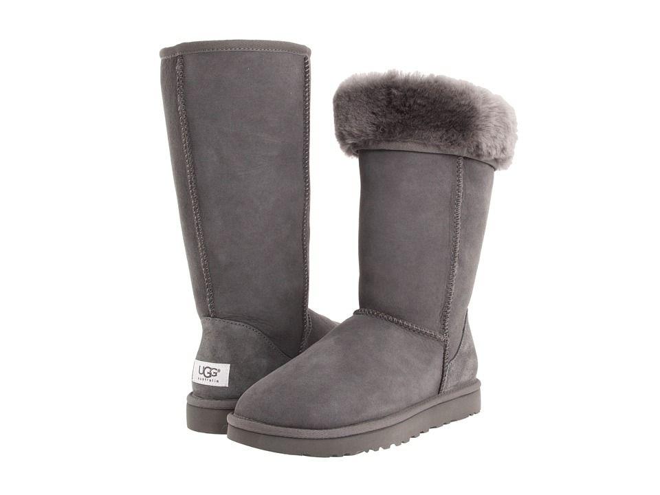 1c61b09426f UGG UGG - CLASSIC TALL (GREY) WOMEN'S BOOTS. #ugg #shoes #   Ugg ...