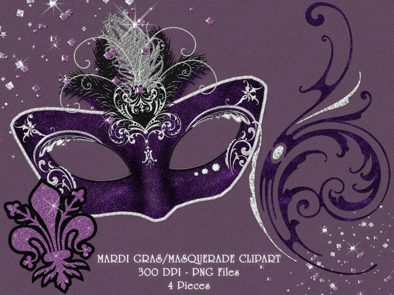 small resolution of 75 awesome colorful masquerade masks clip art