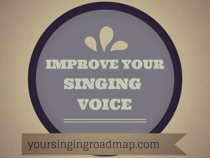 If youre looking to improve your singing voice find out